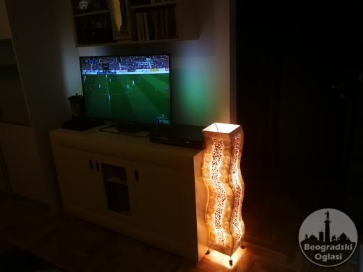 Indonežanska podna lampa