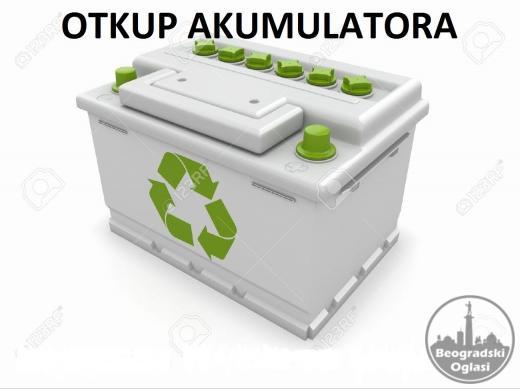 Otkup akumulatora i svih vrsta metala za reciklažu