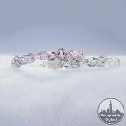 Rajf sa roze kristalima
