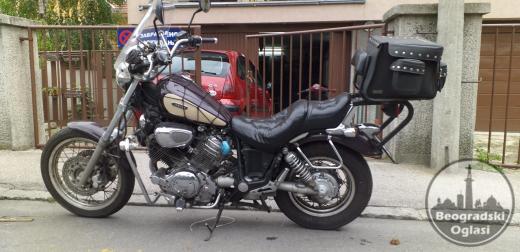 YAMAHA  VIRAGO  XV750 za 2150e