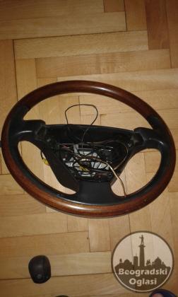 Drveni volan