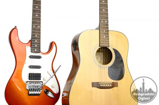 Časovi gitare