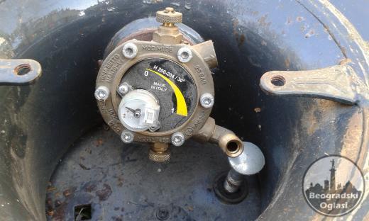 Boca za auto gas