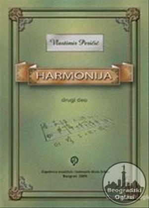 HARMONIJA I i II, autor: Vlastimir Peričić