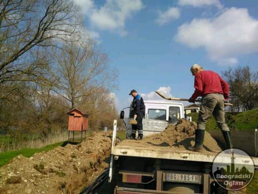 Iskop, rušenje, zemljani radovi