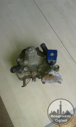 Isparivac za sekvent plin
