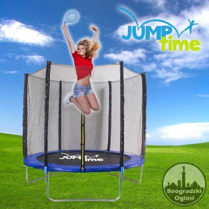 Jump Time Trampoline Hit-Akcija