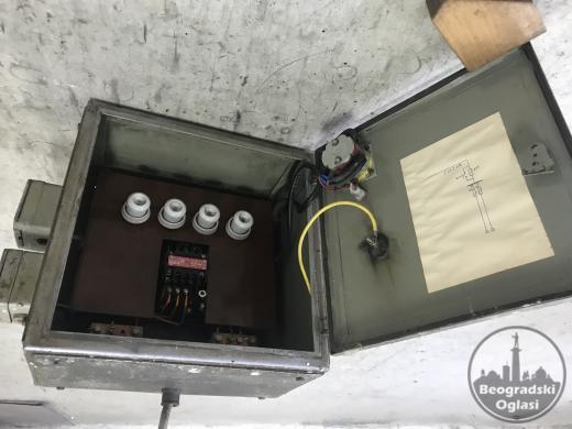 Kompresor za vazduh Trudbenik