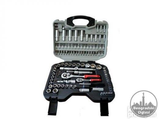 Najnoviji model seta alata BENSON 108 komada, AUSTRIJSKE proizvodnje! Promo cena!