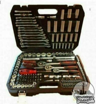 Najnoviji model seta alata FERN 216 komada, AUSTRIJSKE proizvodnje! Promo cena!