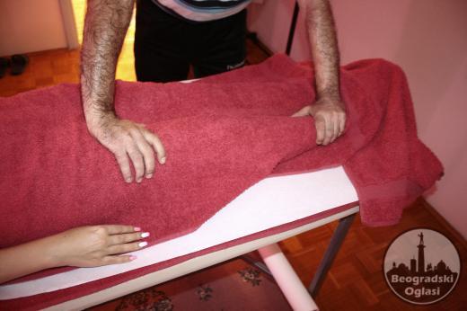 Potrebna koleginica za posao masaze
