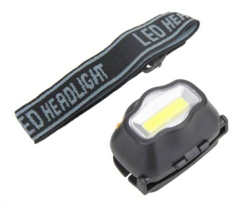 COB LED Svjetiljka sa podesivom trakom za glavu