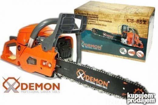 Demon motorna testera 4.4KS, ORIGINAL,POKLON !