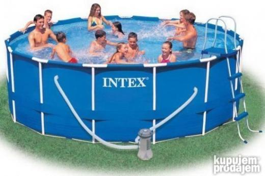 Intex Bazen 457 x 122