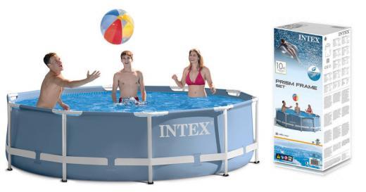 INTEX Prism Frame – Bazen sa metalnim okvirom – 305 x 76 cm