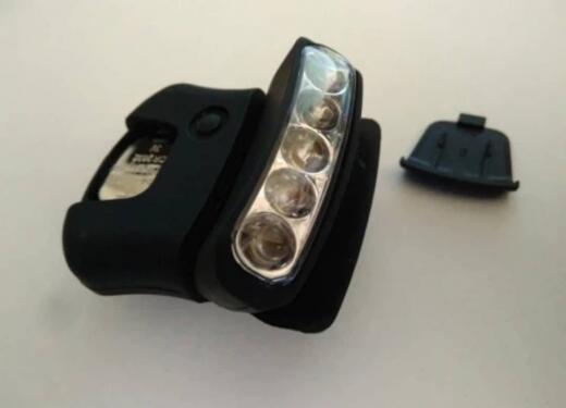 Lampa za kačket sa 5 led lampica 200 LM