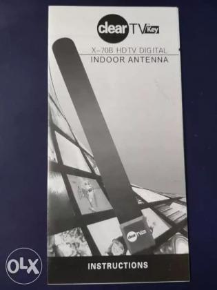 Stap Digitalna Sobna Antena