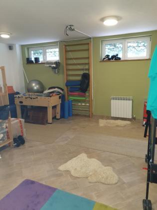 Vračar, kuća novije gradnje