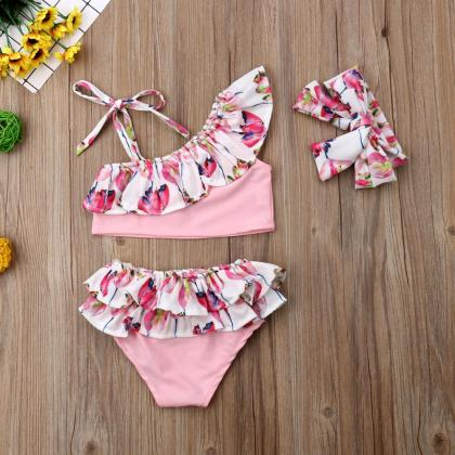 Bikini za bebe i devojcice od 6 meseci do 4 godine