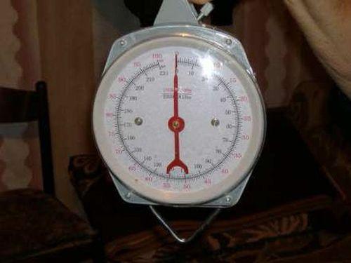 vaga 100 kg  viseca