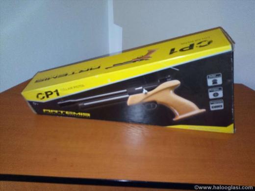 Vazdušni pištolj CP1 4.5 CO2 NOV