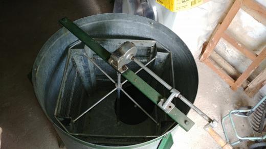 Centrifuga - vrcaljka za med