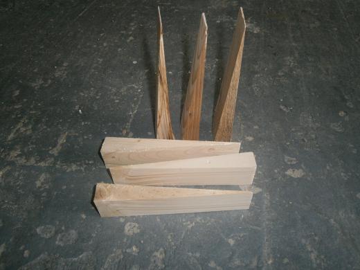 Drvene kajrlice