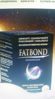 FATBOND - tablete za mršavljenje