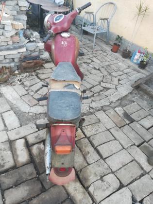 Oldtajmer Jawa motor