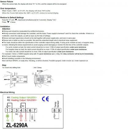 termostat 220V/10A,najkvalitetniji na sajtu