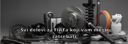 Delovi za Fiata