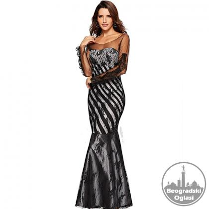 Elegantna haljina HAISUM S-XXL