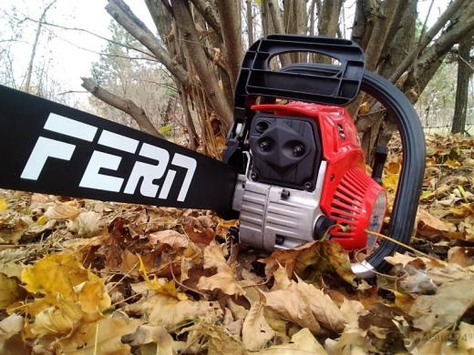 FERN Motorna testera 3,8 KS NOV MODEL!