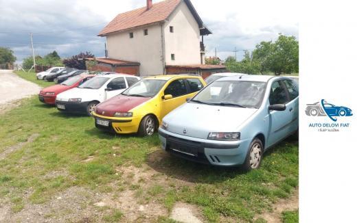 Fiat delovi Arandjelovac