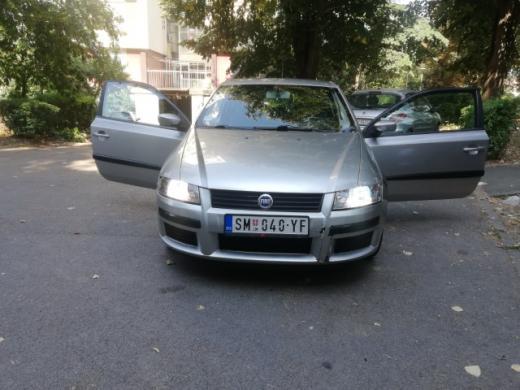 Fiat Stilo 1,9 JTD, 2002 g.