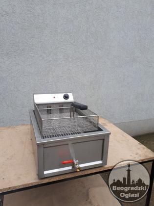 Friteza 20l električna