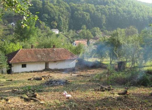 Kuća stara i plac Vrnjačka Banja