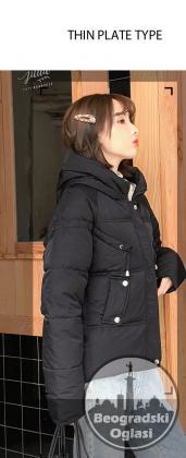 Zenske zimske jakne BBWM WOMAN - M- XXL