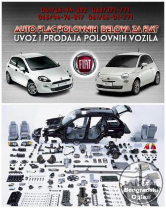 Auto delovi Fiat