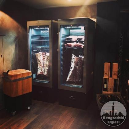 Dry Ager - komora za suvo zrenje mesa