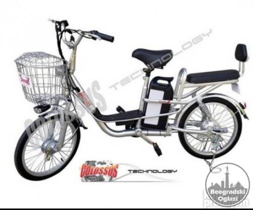 Električni Bicikl Colossus CSS-61Q