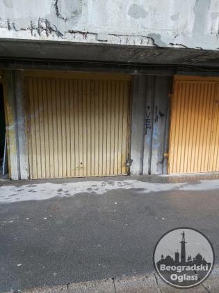 Garaža Blok 62-Jug, 16m2, Jurija Gagarina, Novi Beograd