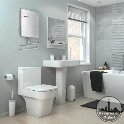 Grejalica za kupatilo sa držacem peškira PROSTO