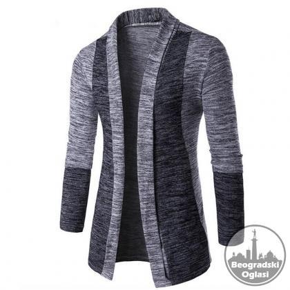Muski kardigan jakna M,L,XL,XXL