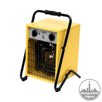 Prenosna grejalica sa ventilatorom Prosto 5000W