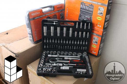 Set alata -MOLLER 108 PCS