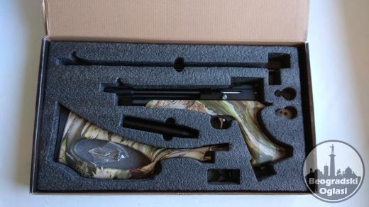 Vazdušni pištolj i puška CP2 4.5 NOVO