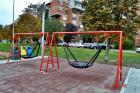 Ljuljaške za decu Urbana oprema Novi Sad