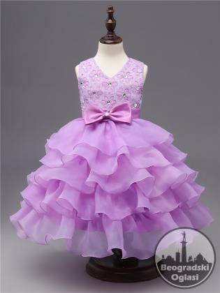 Dječja svečana haljina