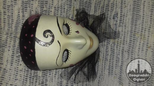 Maske kolekcija